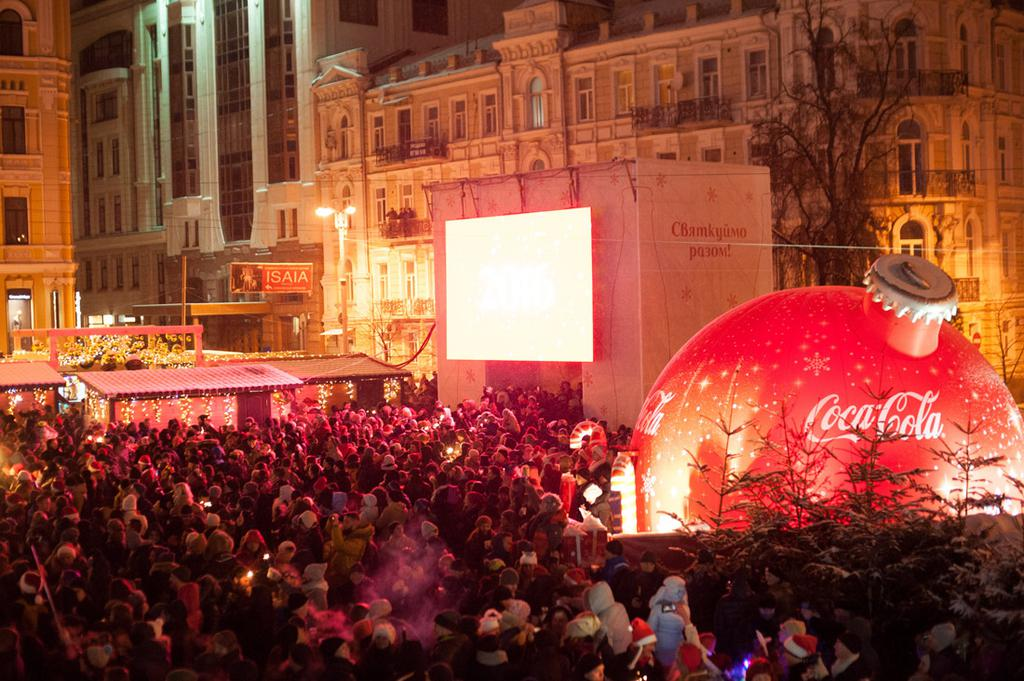Coca Cola xMas Brand Zone Cover